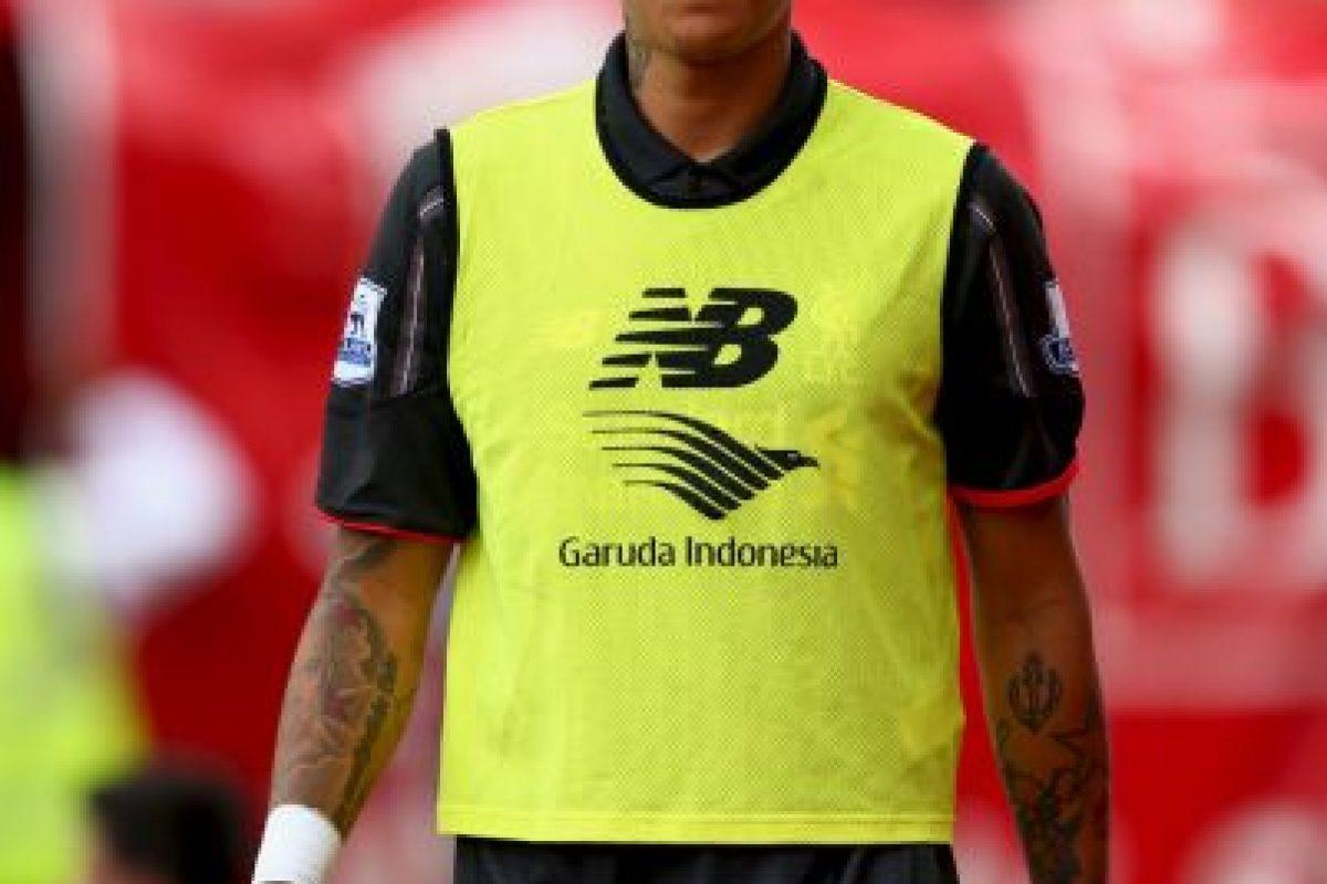 6. Roberto Firmino (Brasil) Foto:Getty Images