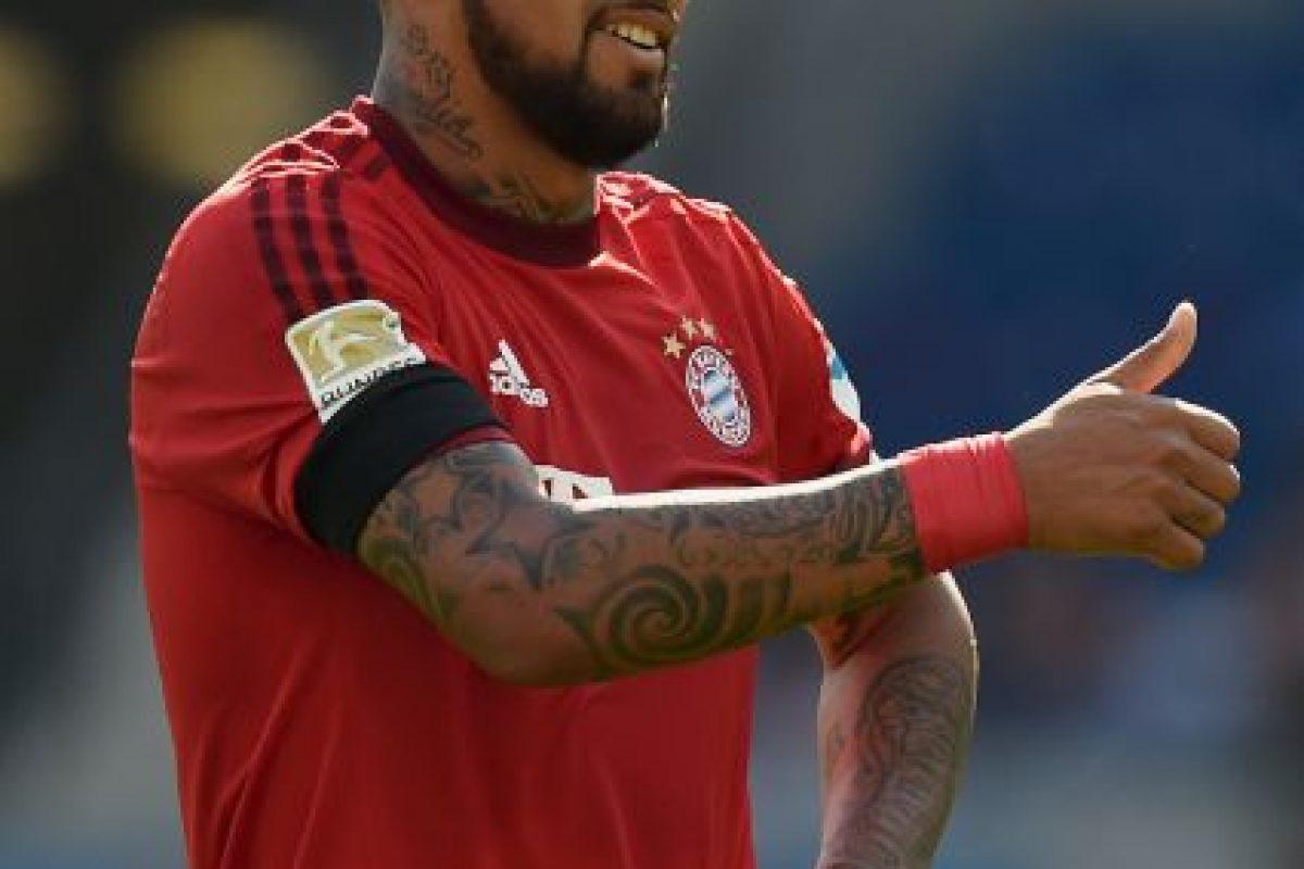 Fue la transferencia más cara de la Bundesliga, pues Bayern Munich le pagó 37 millones de euros a la Juventus por él. Foto:Getty Images
