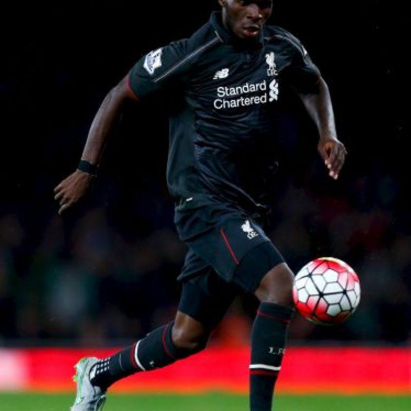 Pasó del Aston Villa al Liverpool por 46.5 millones de euros. Foto:Getty Images