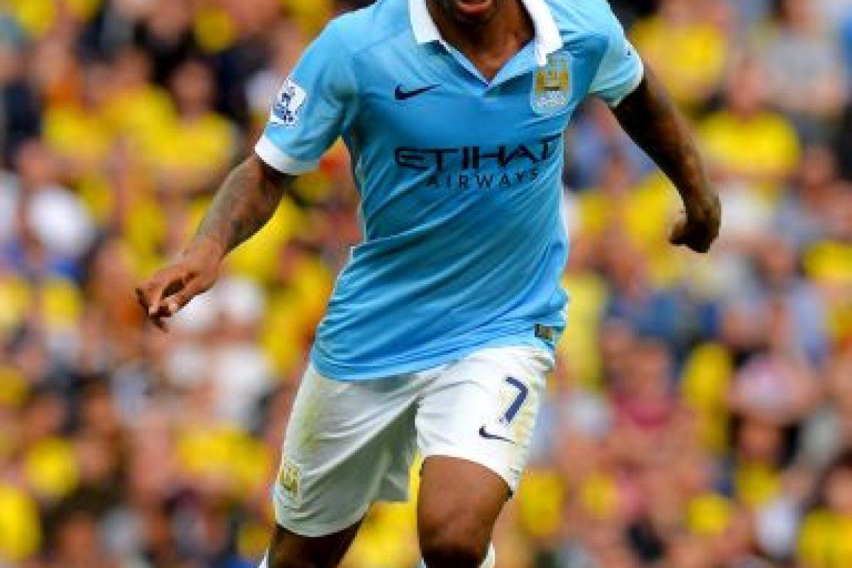 Manchester City pagó 62.5 millones de euros al Liverpool por él. Foto:Getty Images