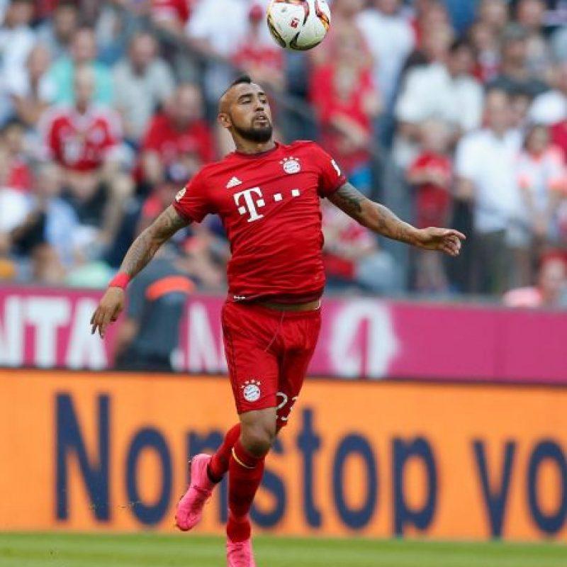 Bayern Múnich dio a la Juventus 37 millones para contratar al chileno Foto:Getty Images
