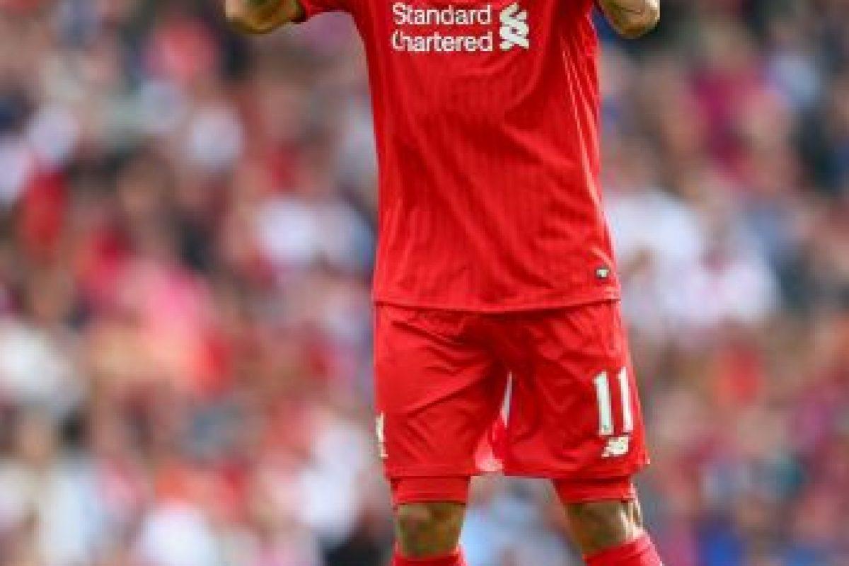 Pasó del Hoffenheim al Liverpool por 41 millones de euros. Foto:Getty Images