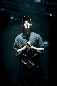 Y lloró en el escenario Foto:Getty Images