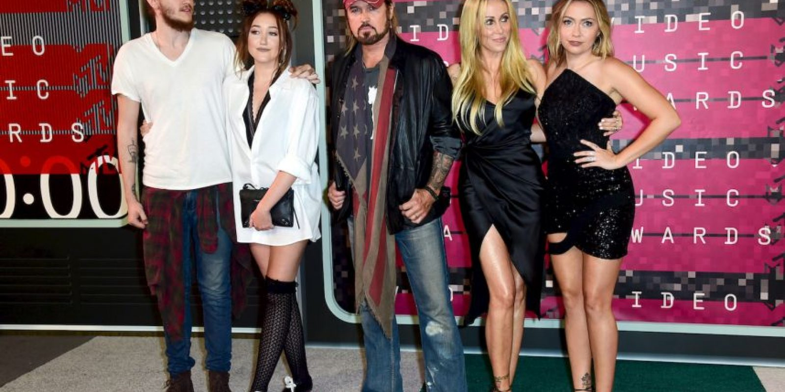 """Billy Cyrus aseguró que """"lo que el mundo necesita es amor e influencias positivas"""". Foto:Getty Images"""