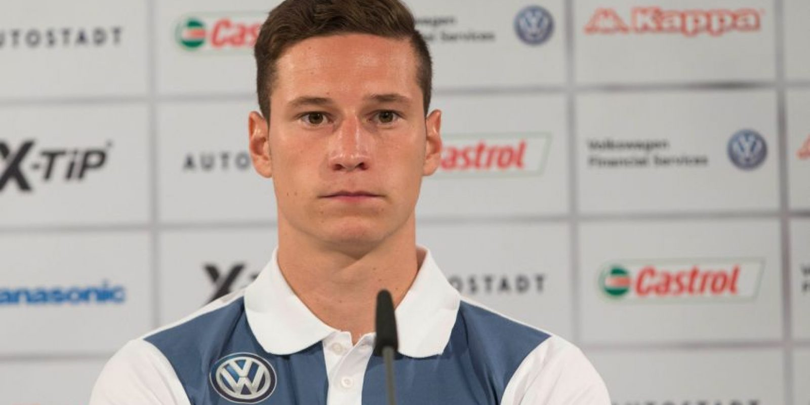 8. Julian Draxler (Alemania) Foto: Getty Images