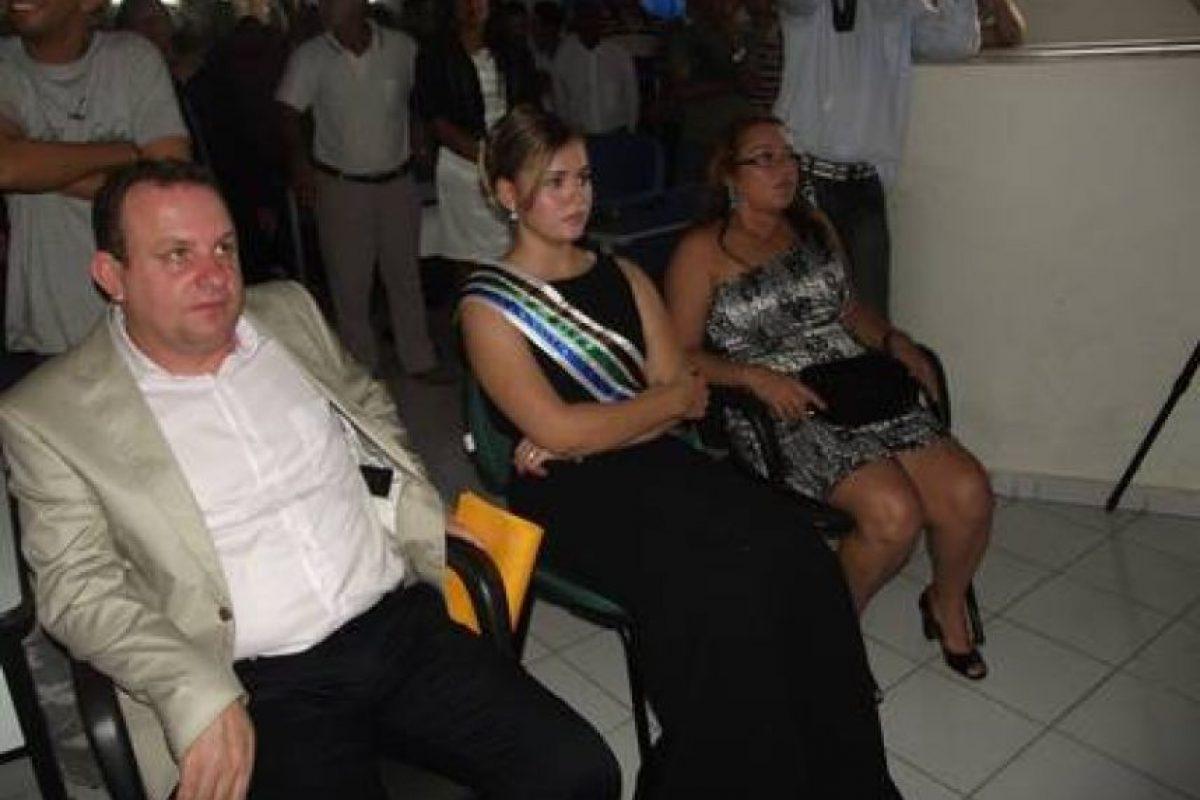 Se presentó a las elecciones como sustituta de su novio Foto:Twitter.com – Archivo