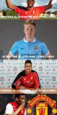 Y la Premier League sigue siendo la más poderosa económicamente hablando. Foto:memedeportes.com