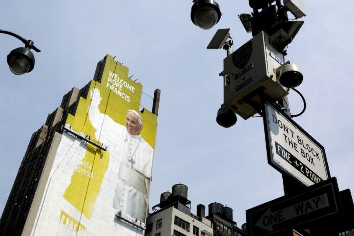 El domingo 20 de septiembre realizará una misa en la Plaza de la Revolución Foto:AP