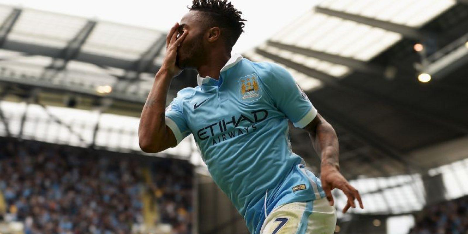 Dejó el Liverpool para ir al Manchester City, que lo compró por 62.5 milones de euros Foto:Getty Images