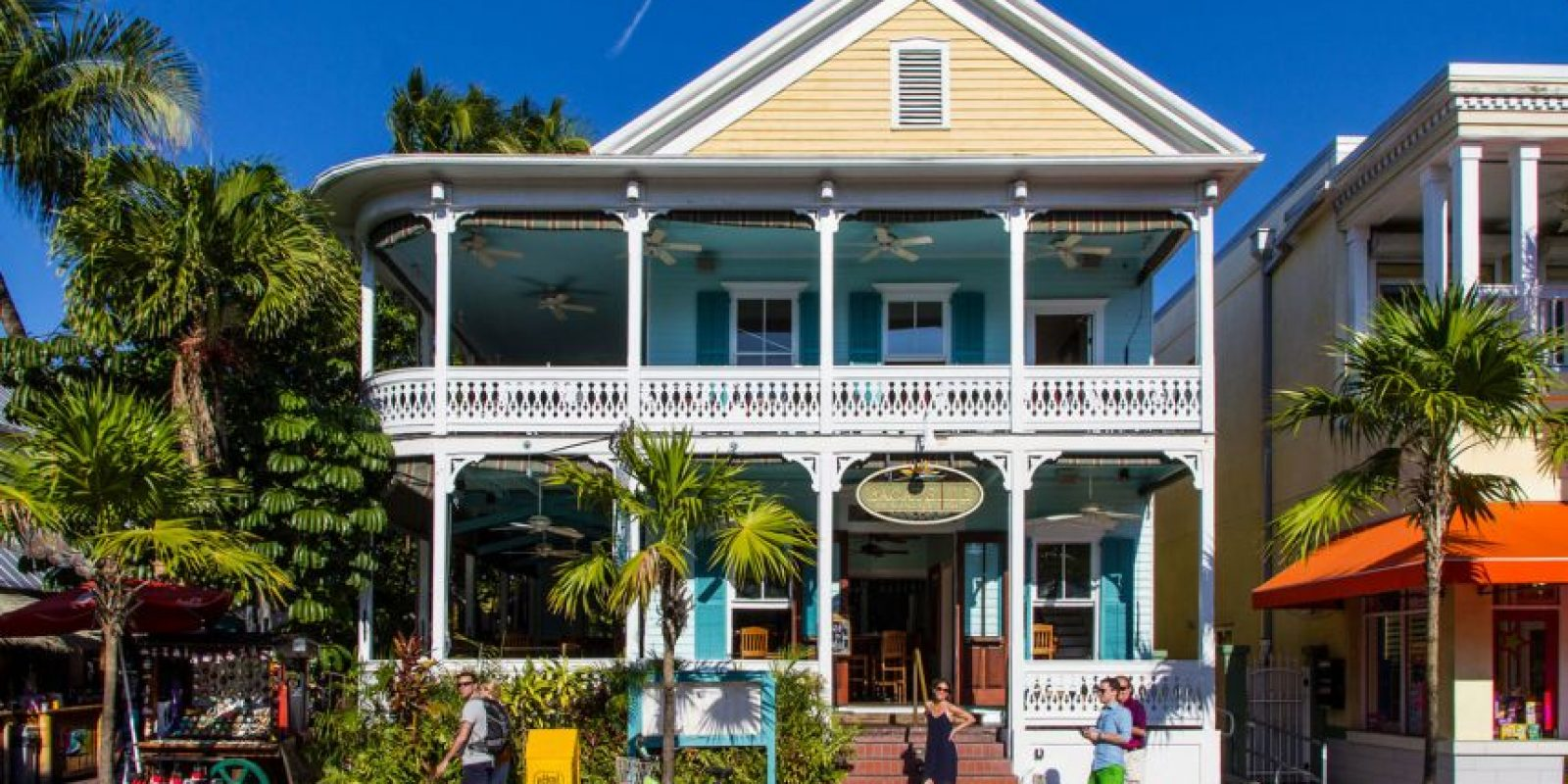 30. Key West, Florida, con 84.983 puntos. Foto: Vía flickr.com