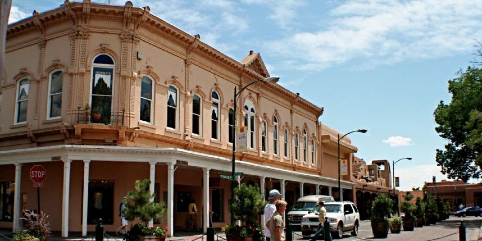 29. Santa Fe, Nuevo Mexico le gana con 85.000 puntos. Foto:Vía Wiki