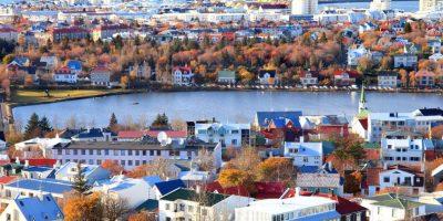 17. Reikiavik, Islandia, tiene un puntuaje de 86.991 Foto:Vía pixabay.com