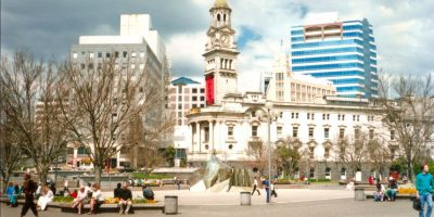 6. Auckland, Nueva Zelanda, logró 90.517 puntos. Foto:Vía Wiki