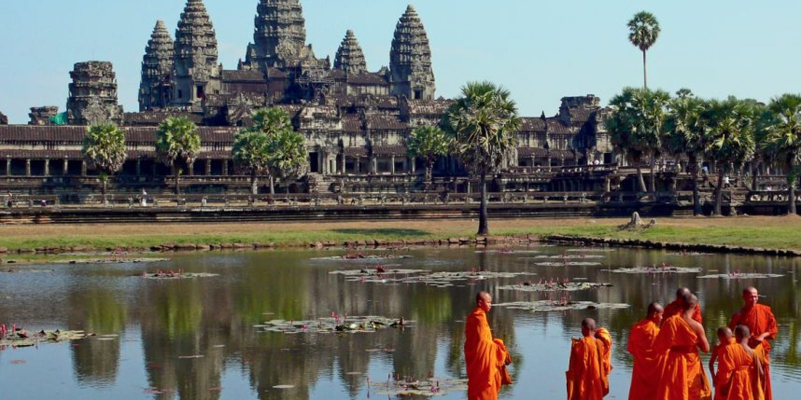 5. Siem Reap, Camboya, ganó esta posición gracias a lo 90.667 puntos que recibió. Foto:Vía Wiki