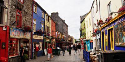 1. Galway, Irelanda, logró la primera posición con 92.025 Foto:Vía Wiki
