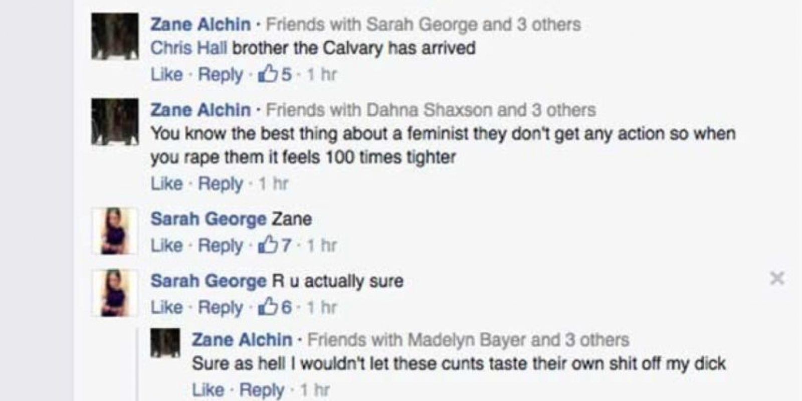Comenzaron a burlarse de ella. Foto:vía Facebook