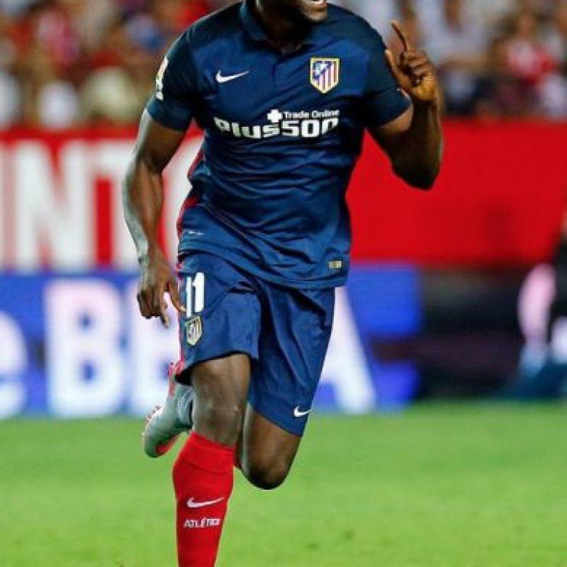9. Jackson Martínez (Colombia) / Llegó como el flamante refuerzo del Atlético de Madrid que le pagó al Porto 35 millones de euros. Foto:Getty Images
