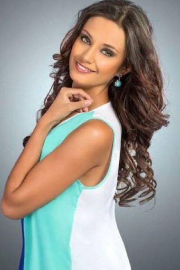 """Acaba de ganar """"Miss Mundo Colombia"""". Foto:vía Instagram"""