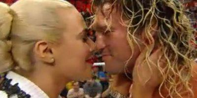 En la historia de la WWE, Lana mantiene una relación amorosa con Dolph Ziggler Foto:Vía instagram.com/thelanawwe