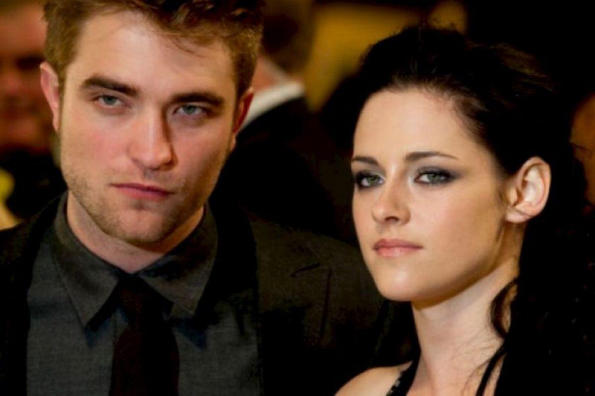 Kristen Stewart tenía al sueño de toda adolescente de la década de 2000, Robert Pattinson. Foto:vía Getty Images