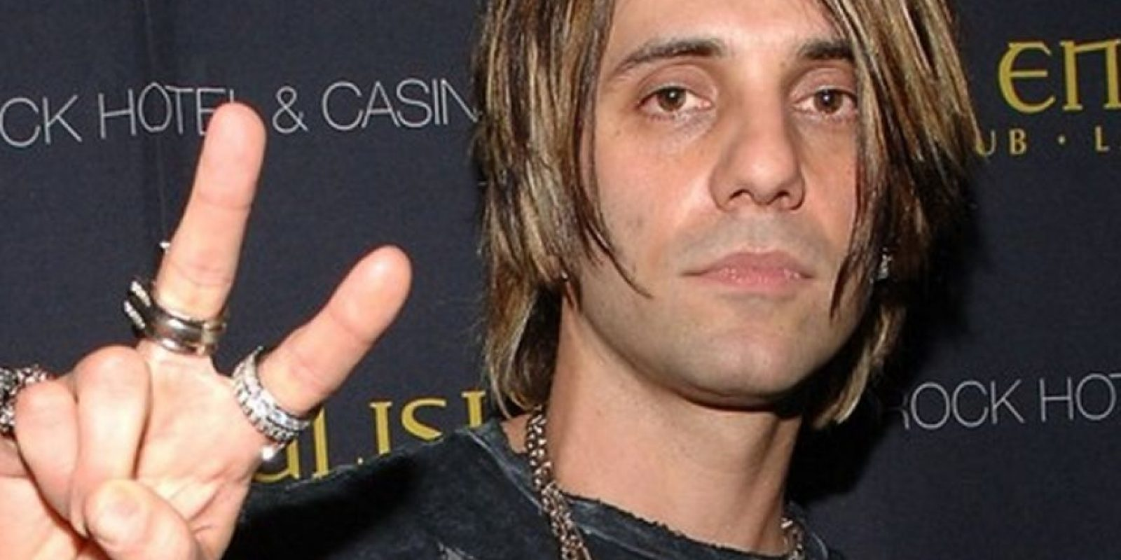 Criss Angel. Tuvieron una aventura en 2007 Foto: Getty Images