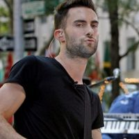 Adam Levine. Una aventura en 2009 Foto: Getty Images