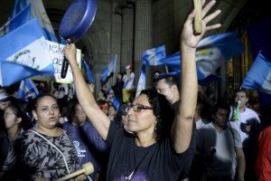 7. El futuro para Otto Pérez Molina y Guatemala Foto:AFP
