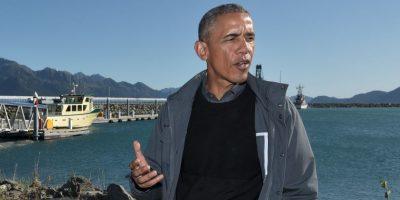En el episodio Obama demostrará sus habilidades de supervivencia. Foto:AP