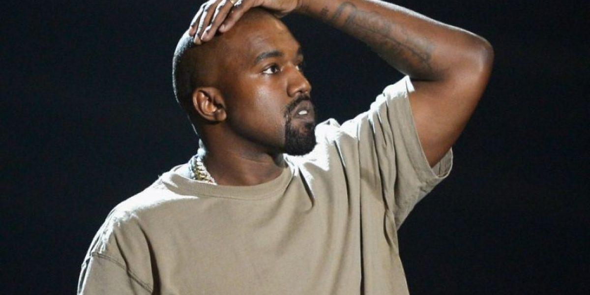 VIDEO. Si Kanye West no llega a ser presidente, sería un buen comediante