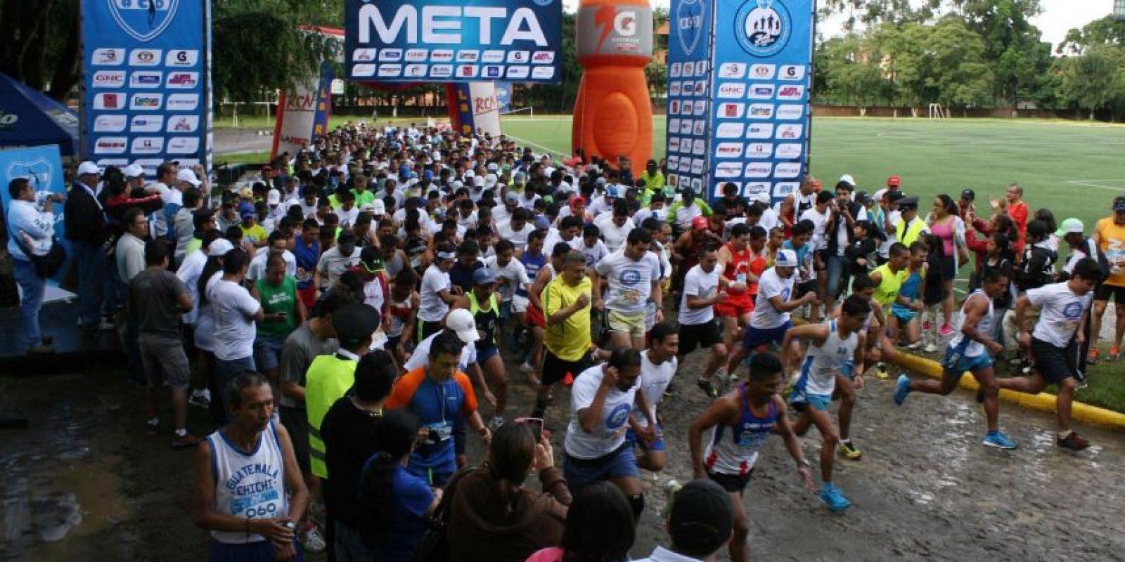 La carrera se llevará a cabo el 15 de septiembre por la mañana. Foto:Publinews