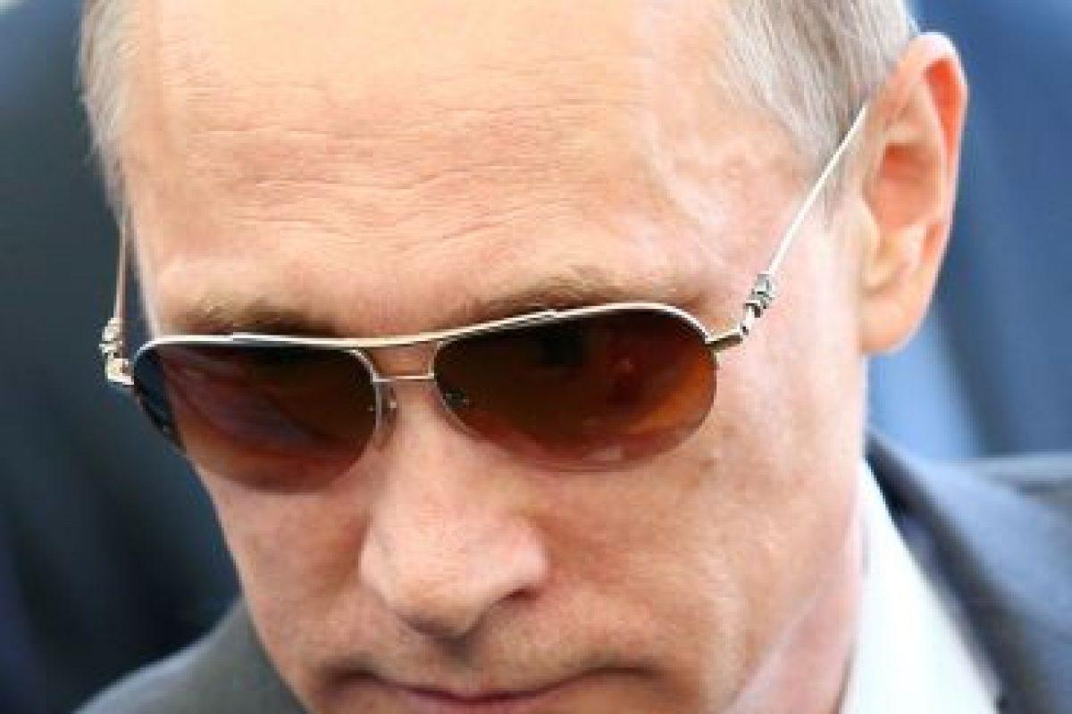 Vladimir Putin es el presidente de Rusia. Foto:Getty Images