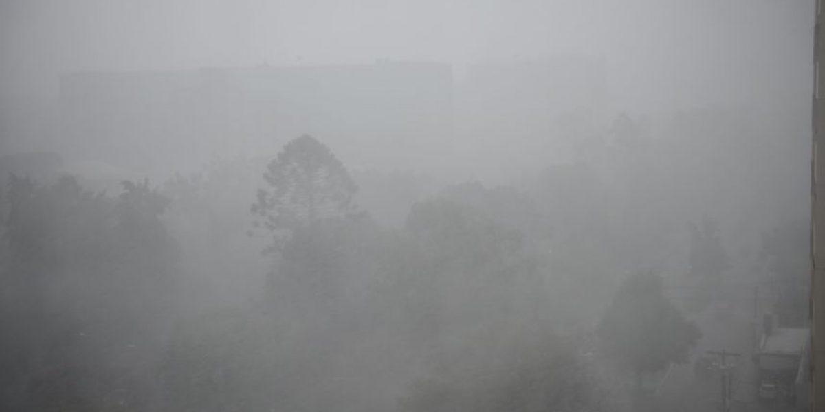 Esta es la razón de la fuerte lluvia de las últimas horas