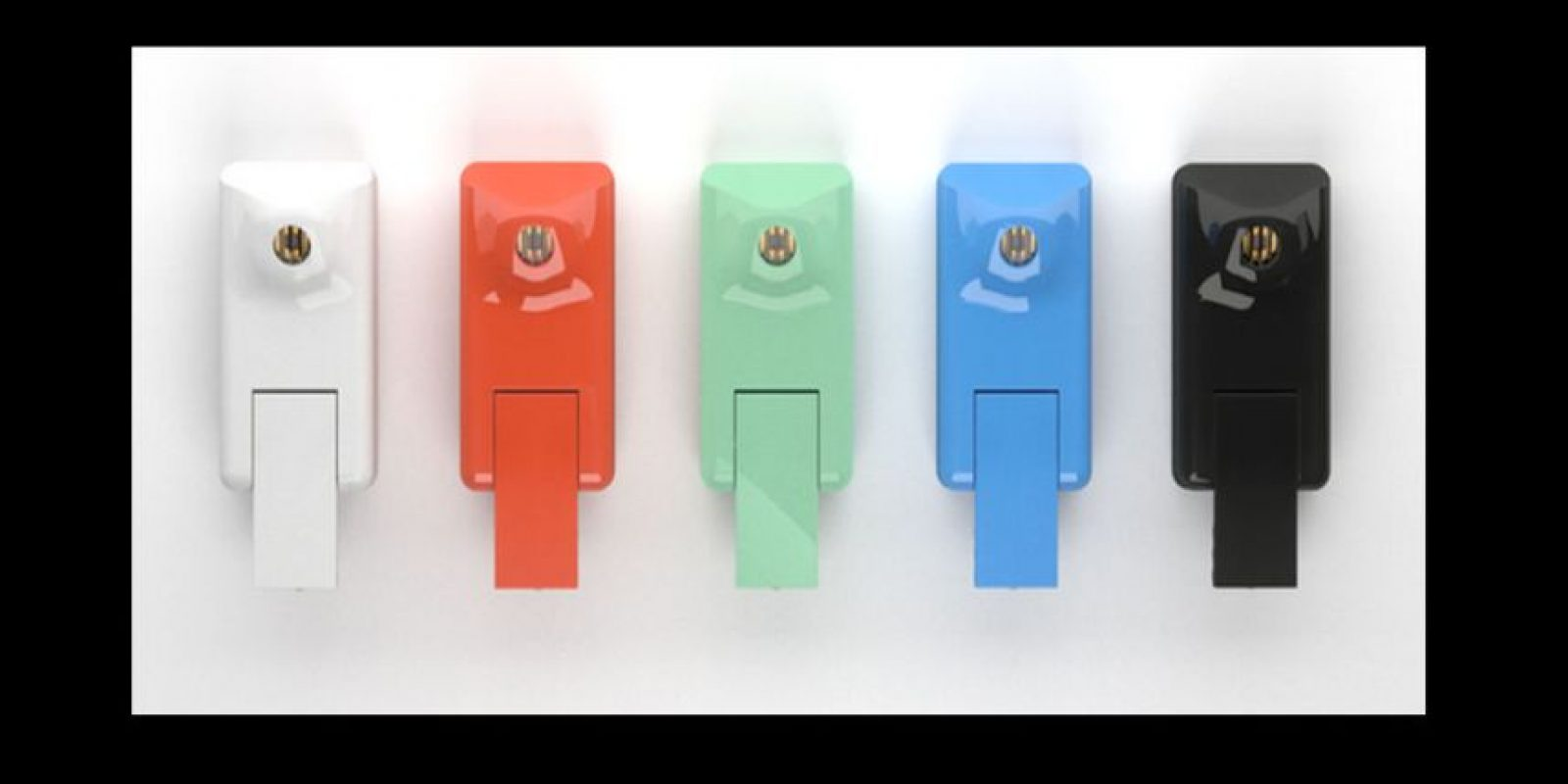 Lo pueden pedir en distintos colores Foto:Matter And Form Inc.