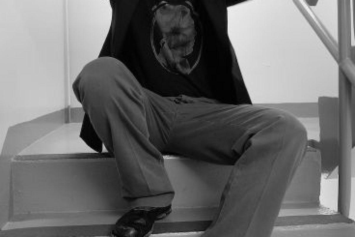 """""""Terminé pareciéndome a un psicópata, alguien con muy poca consciencia de sus actos"""", comentó en su entrevista con """"Empire"""". Foto:Getty Images"""