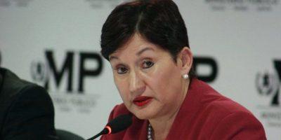 Thelma Aldana afirma que pedirá al juez el cese de funciones de Otto Pérez