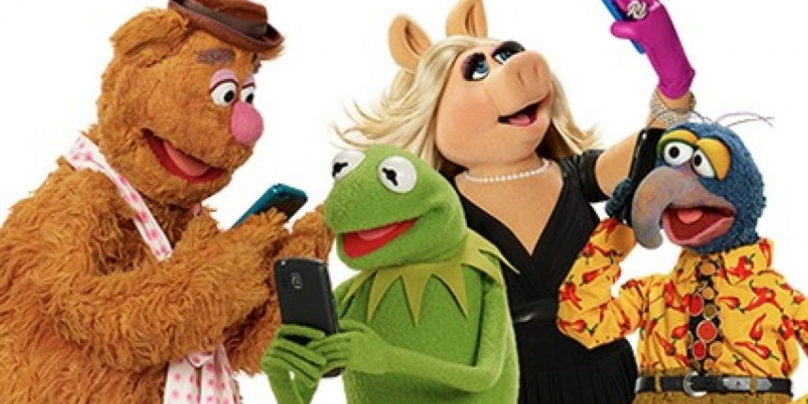 """El show de """"Los Muppets"""" llegará a la pantalla chica el próximo 22 de septiembre. Foto:Facebook/LosMuppets"""