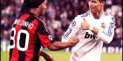VIDEO. Guerra entre Ronaldinho y Ronaldo ¿Quién crees que es el mejor?