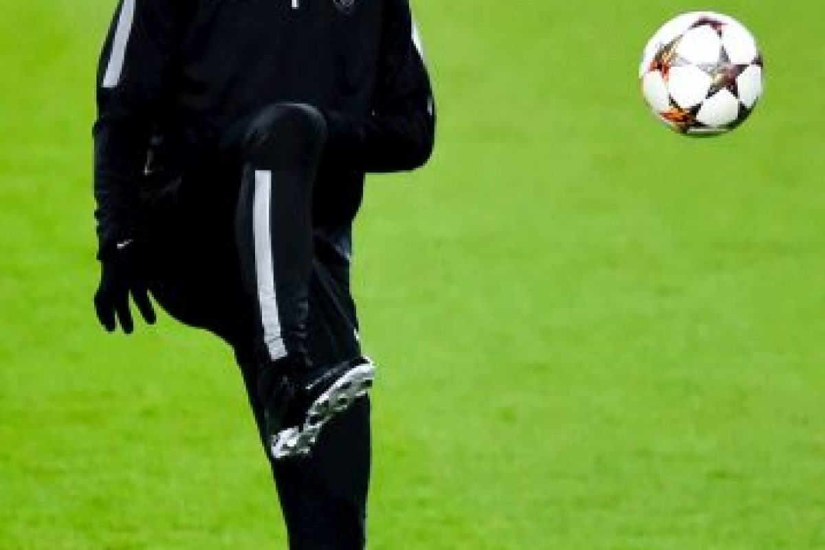 9. Zlatan Ibrahimovic Foto:Getty Images