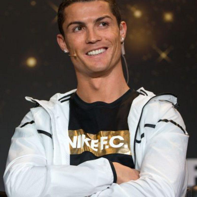 2015 – Ganó su tercer Balón de Oro y así luce en la actualidad. Foto:Getty Images