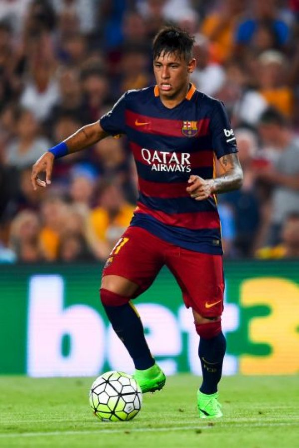 2. Neymar Foto:Getty Images