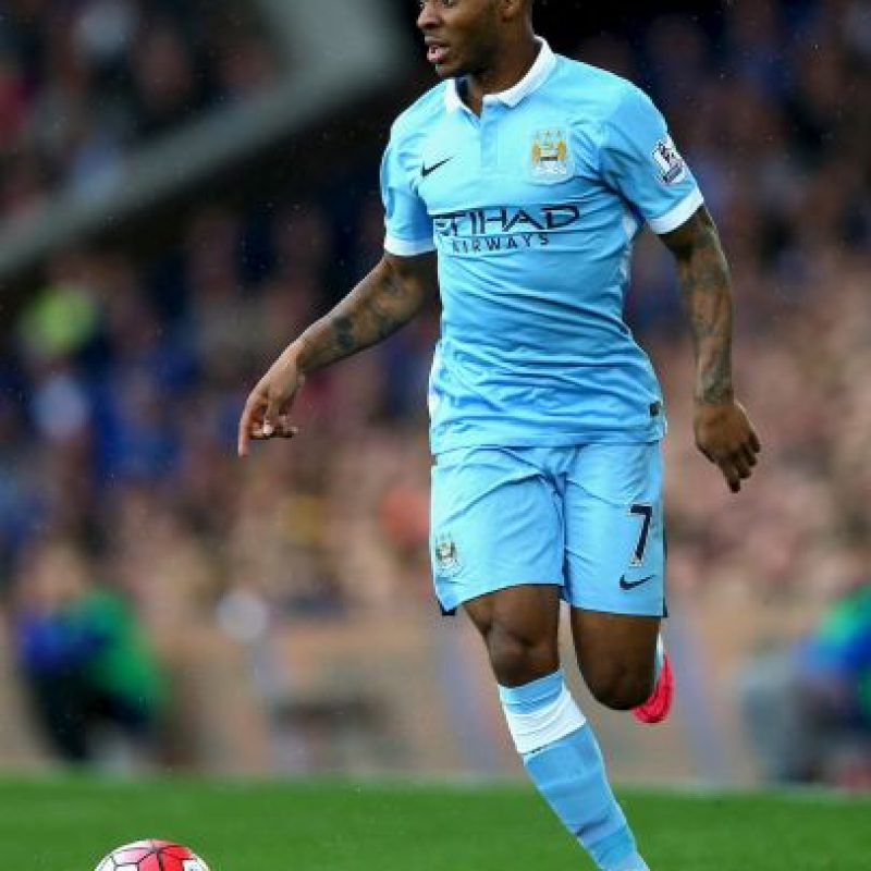 2. Raheem Sterling (Manchester City) = 62.5 millones de euros. Foto: Getty Images
