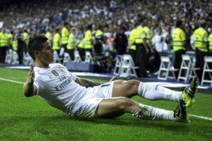 5. James Rodríguez Foto:Getty Images
