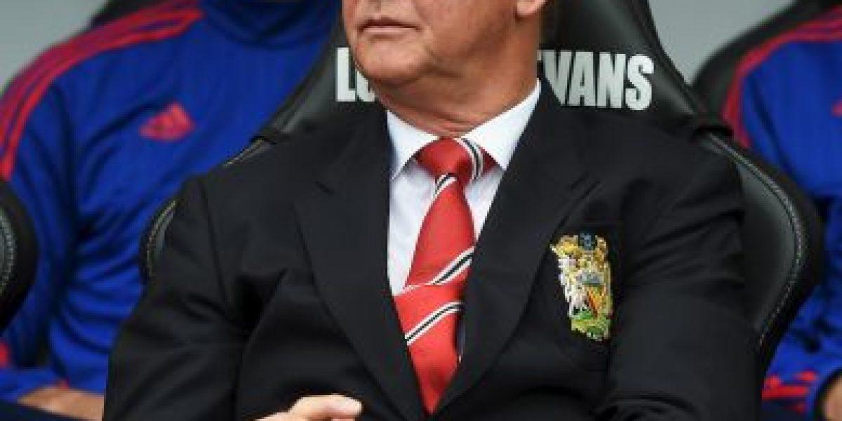 Louis van Gaal y los 9 entrenadores más odiados del fútbol