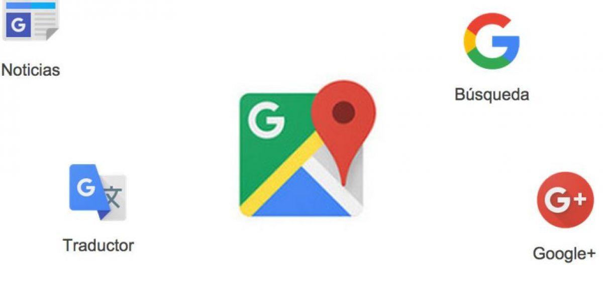 Así son los nuevos íconos de Google