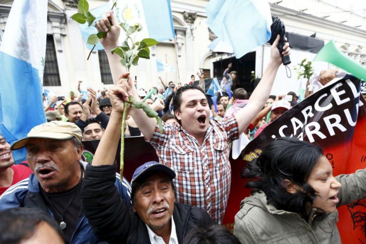 6. Es un ejemplo de que el poder es un préstamo del pueblo, de acuerdo a especialistas Foto:AP