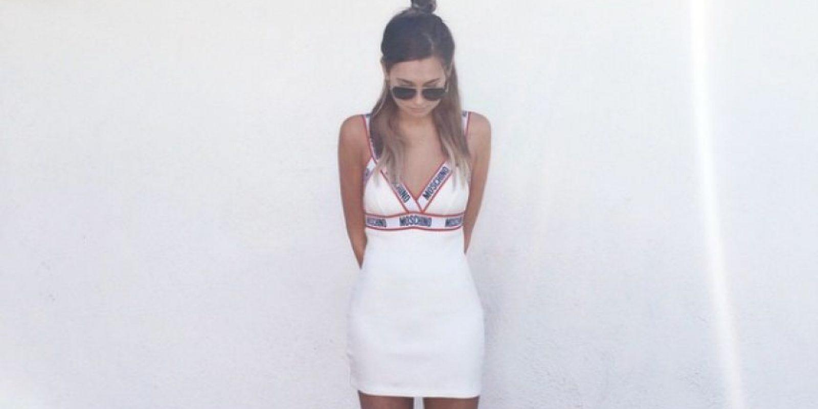 Es modelo, bloguera y profesional de la moda