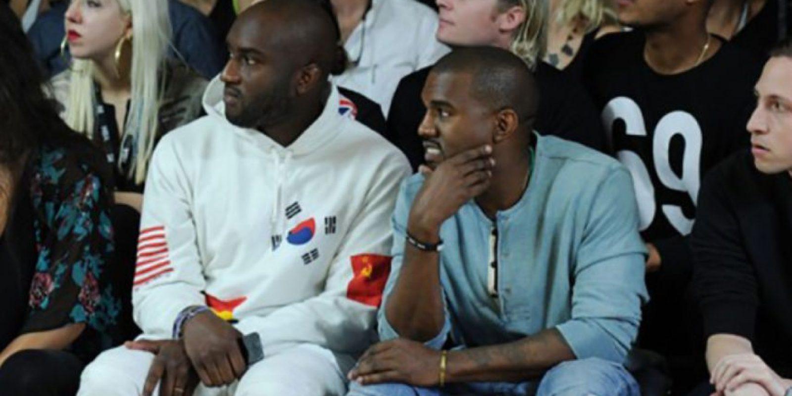 Y no: Kanye no lo es. De hecho su colección tuvo pésimas críticas. Foto:vía Getty Images
