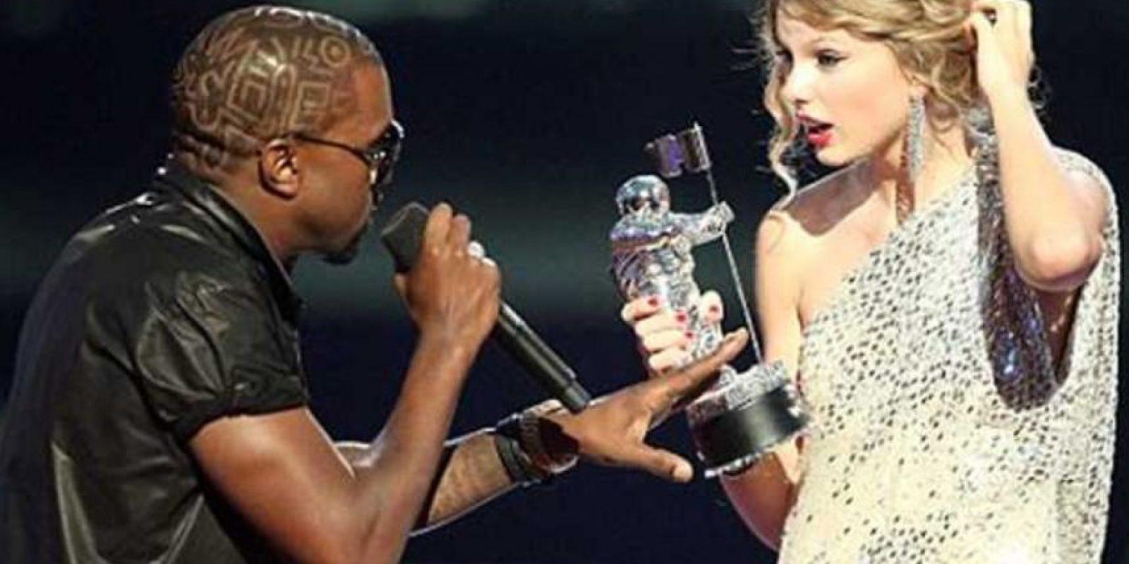 Tratar de quitarle el premio y demás. Foto:vía Getty Images