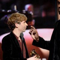 """4. Se metió con Beck en los Grammy, porque el premio de """"Álbum del Año"""" era para Beyonce. Foto:vía Getty Images"""