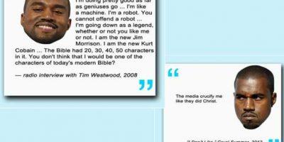 Fotos: 7 cosas que prueban que Kanye West es el mayor